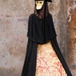 Carnaval masque - Venise, Italie — Photo