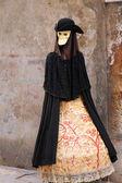 Carnival Mask - Venice, Italy — Stock Photo