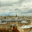 Paris by Notredame - Landscape — Stock Photo #6591717