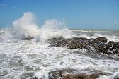 Caspian Storm — Stock Photo