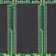 Stock Photo: Memory chip