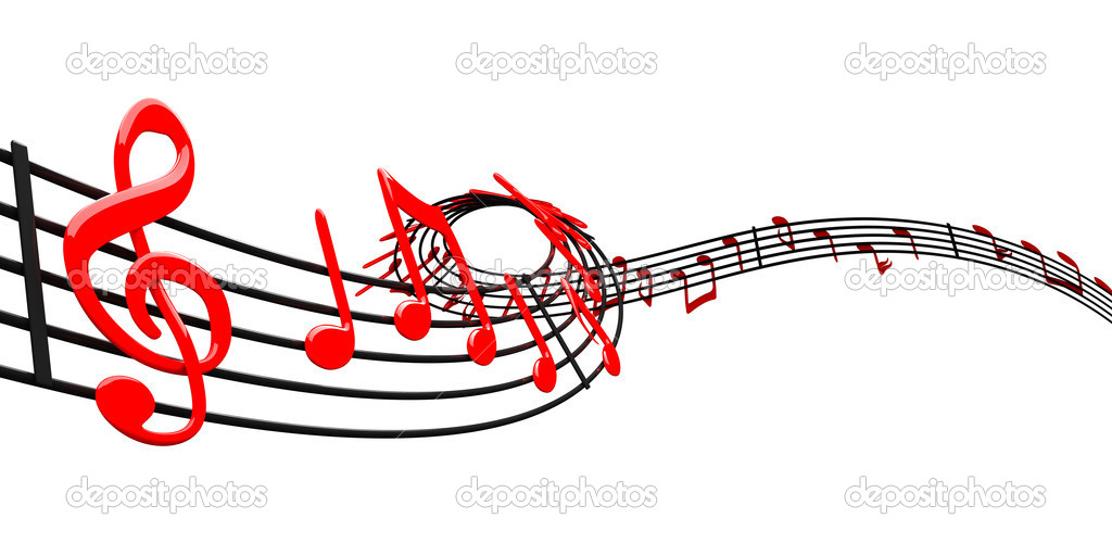 Music design  Foto Stock #6619731