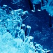 Royalty-Free Stock Photo: Blue crystals