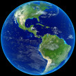 3D Earth — Stockfoto