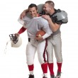 American football players. — Stock Photo #6528925