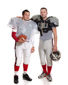 American football players. — Stock Photo