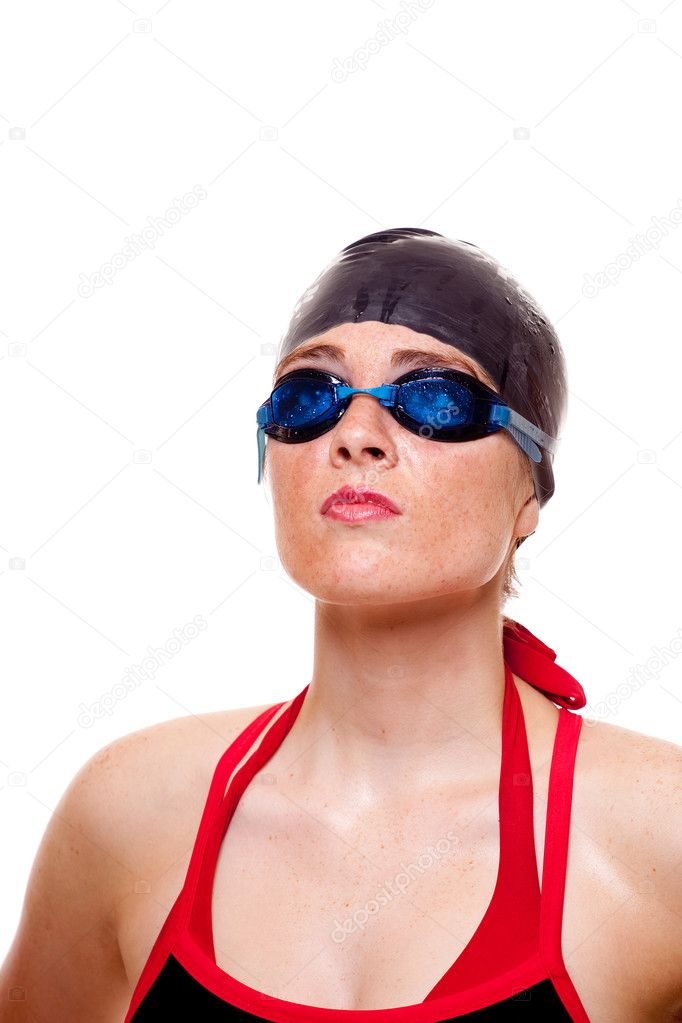 Swimmer — Stock Photo #6525274