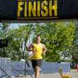 Stock Photo: Finish Line