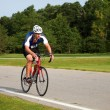 triathlete — Stock Photo