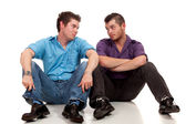 Gay Couple — Stockfoto