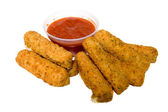 Mozzarella Sticks — Stock Photo