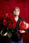 Valentines Portrait — Stock Photo