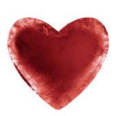 Frozen Heart — Stock Photo