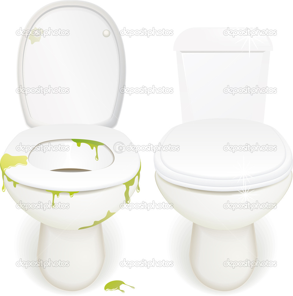 Smelly Toilet Bowl