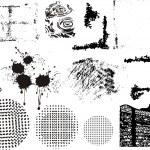 Grungy textures — Stock Vector #6561262