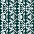 Damask seamless pattern — Stock Photo #6704081