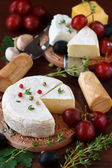 Camembert. — Stock Photo