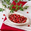 Stock Photo: Pink peppercorns.