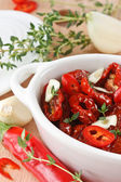 Dried tomatoes. — Stock Photo