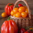 Tomatoes. — Stock Photo #6641721