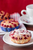 Muffins. — Stockfoto
