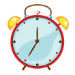 Alarm clock — Vector de stock #6539896