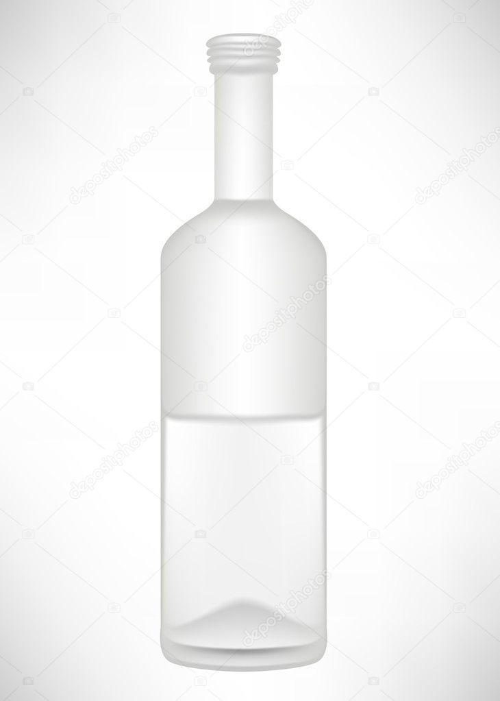 Halb Voll Glas Glas Halb Voll Flasche