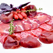 Assorted meats — Stock Photo