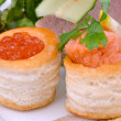 Canape — Stock Photo #6553512