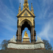 Albert Memorial - Stock Photo