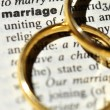Marriage — Stockfoto #6582351