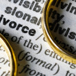 Divorce — Stockfoto