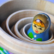 Matrioska Russian Doll — Stock Photo #6582448