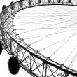 The London Eye in London — Stock Photo #6582711
