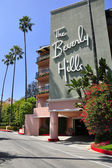 The Beverly Hills Hotel — Stockfoto
