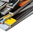 Pile of Magazines — Stock Photo #6604552