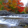 Autumn waterfalls — Stock Photo #6591967