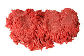 Raw ground beef — Stock Photo