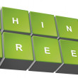 Think Green - Photo