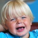 Lachender Junge — Stock Photo
