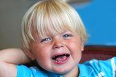 Junge lachender — Foto Stock