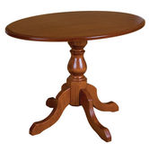 Wooden table — Foto Stock