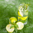 Mojito cocktail - Stock Photo