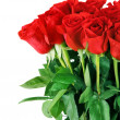 Bouquet of red roses — Stock Photo #6594316