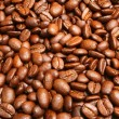Stock Photo: Background of coffee beans