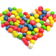 Royalty-Free Stock Photo: Sweet love heart candies