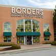 Stock Photo: Borders bookstore going out of business