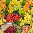 Stock Photo: Fruit on market