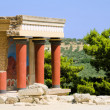 Stock Photo: Palace of Knossos