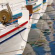 The fishing boats — Stock Photo